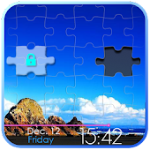 Blocks Go Locker Theme APK for Bluestacks
