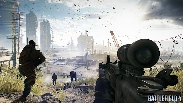 Battlefield 4's PC system specs announced