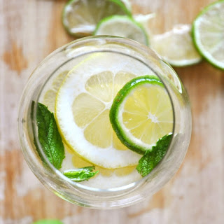 Mint and Citrus White Wine Sangria