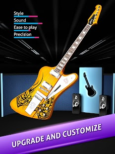 Free Rock Life - Guitar Legend APK for Windows 8