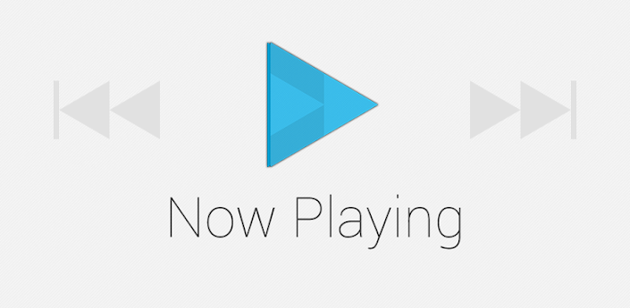 Now Playing Music Player v1.2