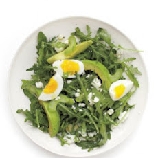 Avocado, Egg, and Feta Salad