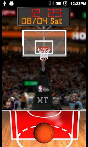 Basketball Locker