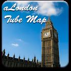 aLondon Tube Map No Ads icon
