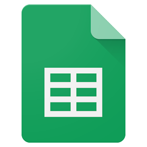 Free Download Google Sheets APK for Samsung