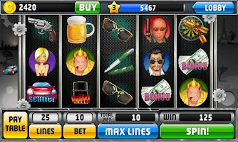 Screenshot of Australian Slots Fever - Pokie