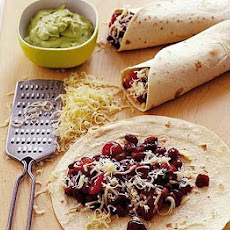 Melting Chilli Bean Wraps