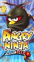 Screenshot of Angry Ninja