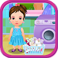 Game Home Laundry Girls Games APK for Windows Phone