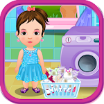 Home Laundry Girls Games APK Image