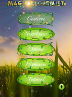 Screenshot of Magic Alchemist Springtime
