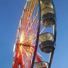 by Jan Herren - City,  Street & Park  Amusement Parks