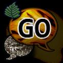 GO SMS THEME/JungleFever1 icon