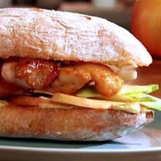 Big Show Chicken Sandwich