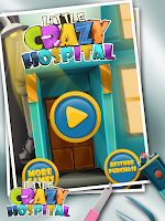 Screenshot of Little Crazy Hospital for Kids