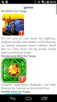 Screenshot of Tango Free Tips & Videos