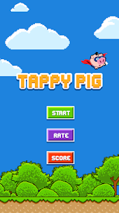 Tappy Pig - screenshot