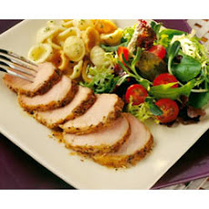 Peppered Pork Tenderloin