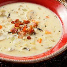 Mushroom and Wild Rice Chowder Recipe