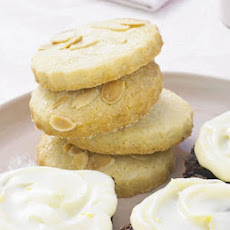 Almond & Lemon Curd Buttons