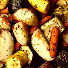 Italian Roasted Vegetables