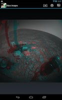 Screenshot of Mars Images