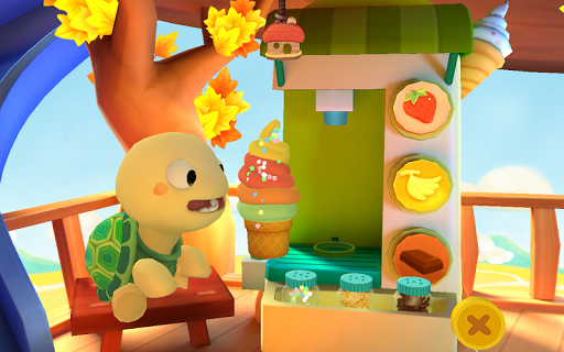 Dr. Panda & Totos Treehouse - screenshot