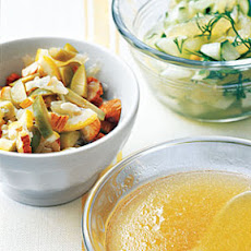 Lemon, Almond, and Olive Relish