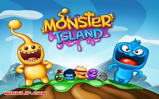 Screenshot of Monster Island