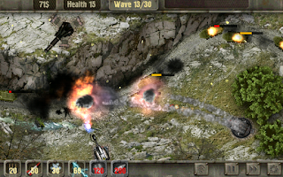 Screenshot of Defense zone - Original