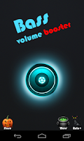 Screenshot of volume booster