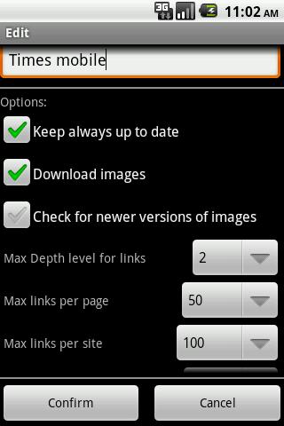 【免費通訊App】離線瀏覽器専業版-APP點子
