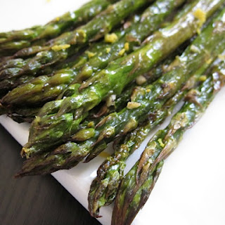 Asparagus With Lemon And Garlic Recipes