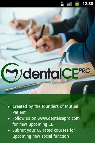 DentalCE Pro