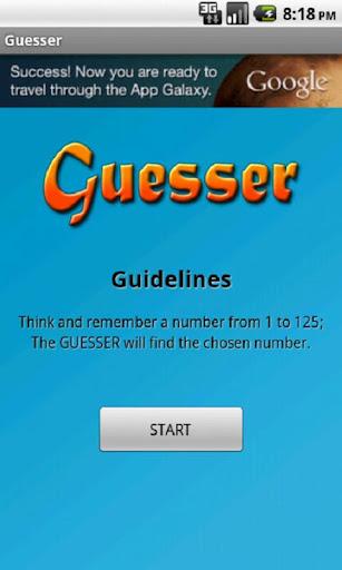 【免費解謎App】Guesser-APP點子