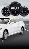 Screenshot of Lexus IS Automobile Wallpapers