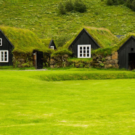Iceland by Muriel Eddy - Buildings & Architecture Homes