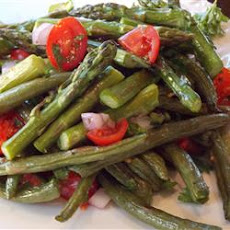 Lemony Green Beans With Almond Breadcrumbs Recipes — Dishmaps