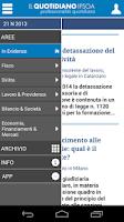 Screenshot of Notizie Quotidiano Ipsoa