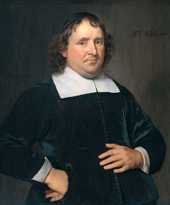 RIJKS: Hendrick Berckman: painting 1661
