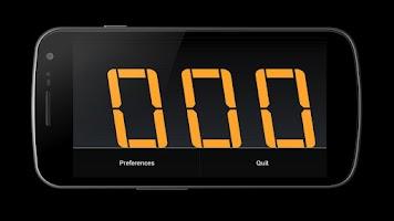Screenshot of Speedometer Hud Speed display