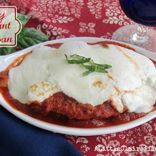 Crispy Eggplant Parmesan Recipes