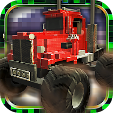 Offroad Monster Truck Racing