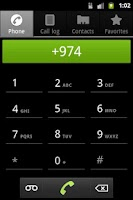 Screenshot of World Dialer
