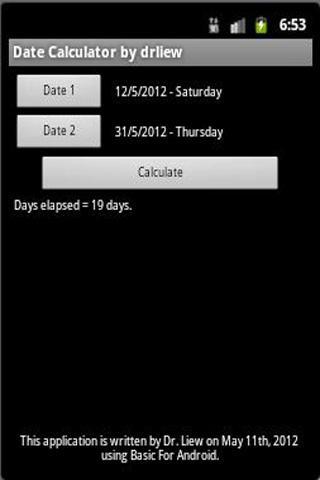 Date Calculator Free