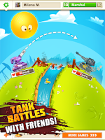 Screenshot of BattleFriends in Tanks