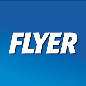 Cover art FLYER Magazine