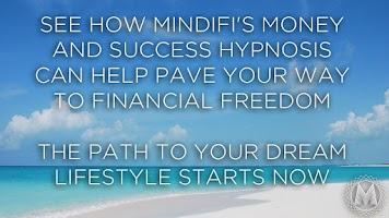 Screenshot of Money and Success Hypnosis