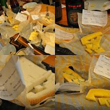 Cheese and Sake pairing