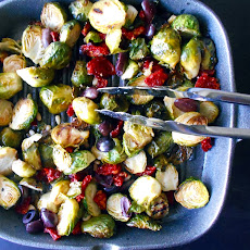 Brussels Sprouts – Mediterranean Style